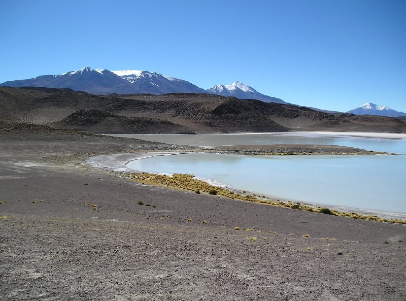 Photo Uyuni salt flats tour beautiful