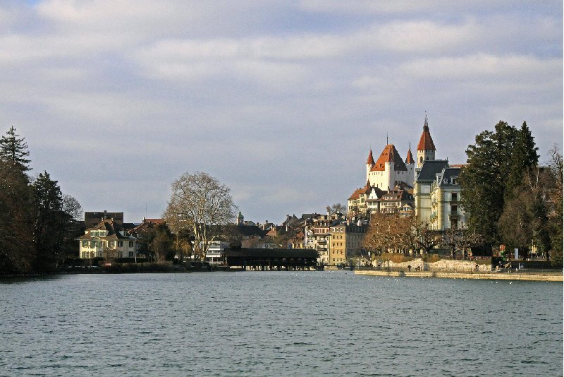 Thun Castle and Museum Switzerland Travel Diary