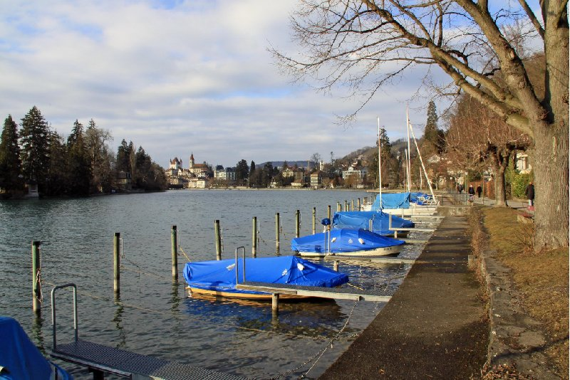 Thun Switzerland Travel Blog
