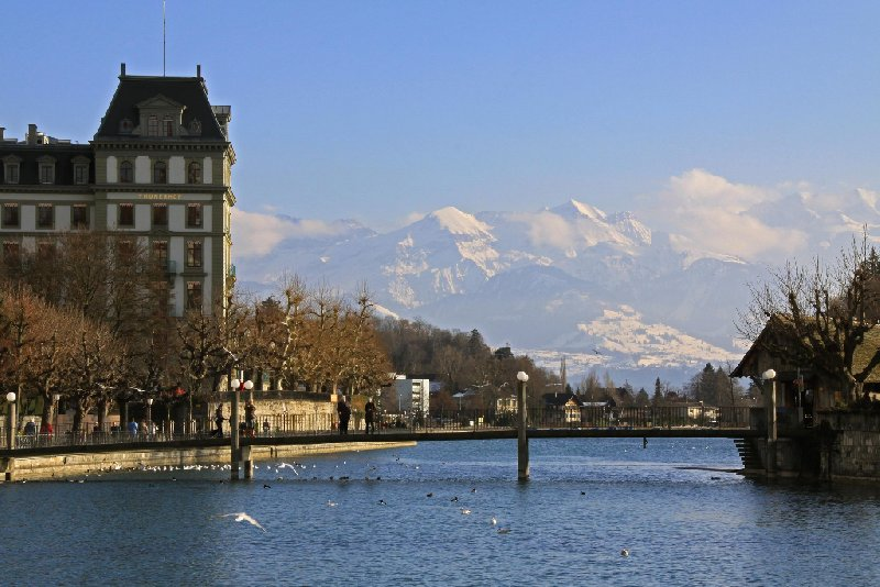 Thun Castle and Museum Switzerland Travel Package