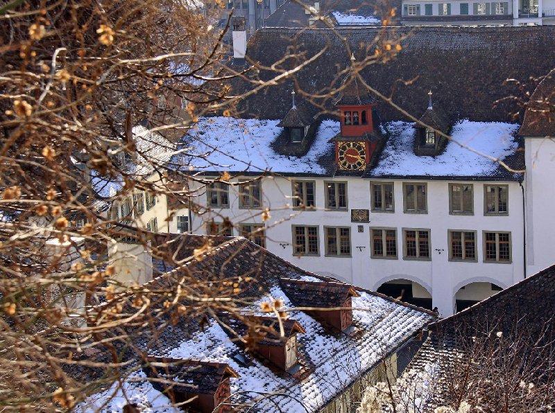 Thun Castle and Museum Switzerland Vacation Information