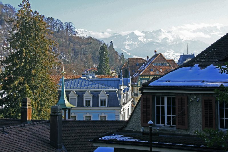 Thun Castle and Museum Switzerland Travel Blogs