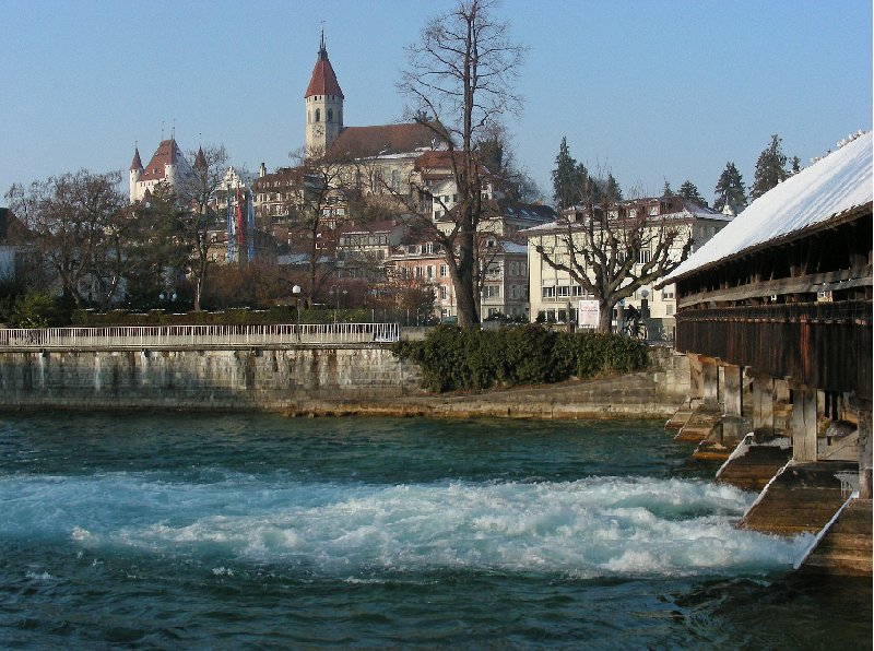 Thun Castle and Museum Switzerland Photographs