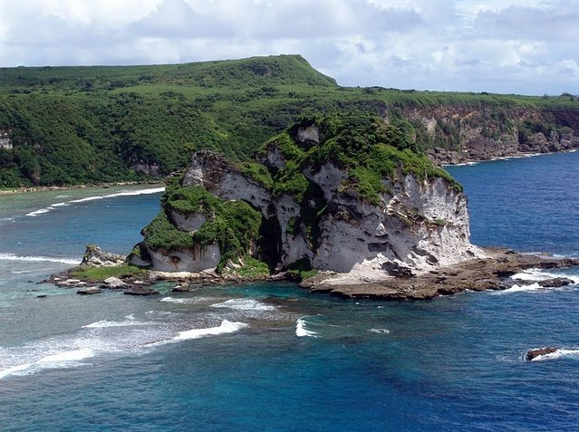 Photo Northern Mariana Islands archipelago