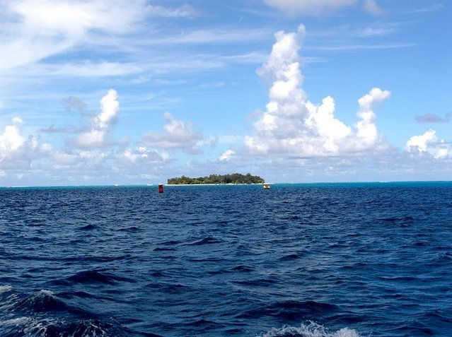 Photo Northern Mariana Islands between