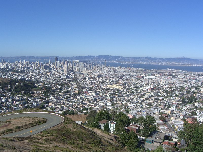 San Francisco United States Diary Pictures