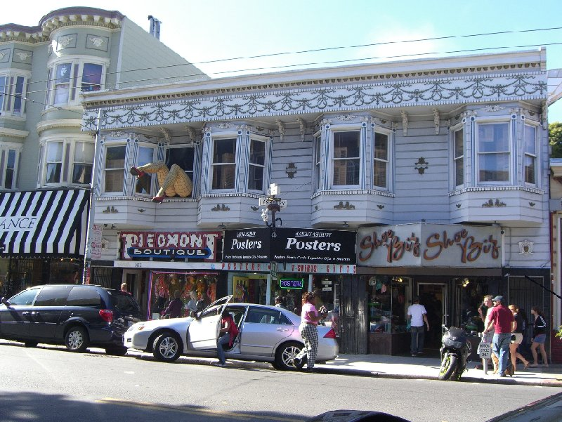San Francisco United States Diary Tips