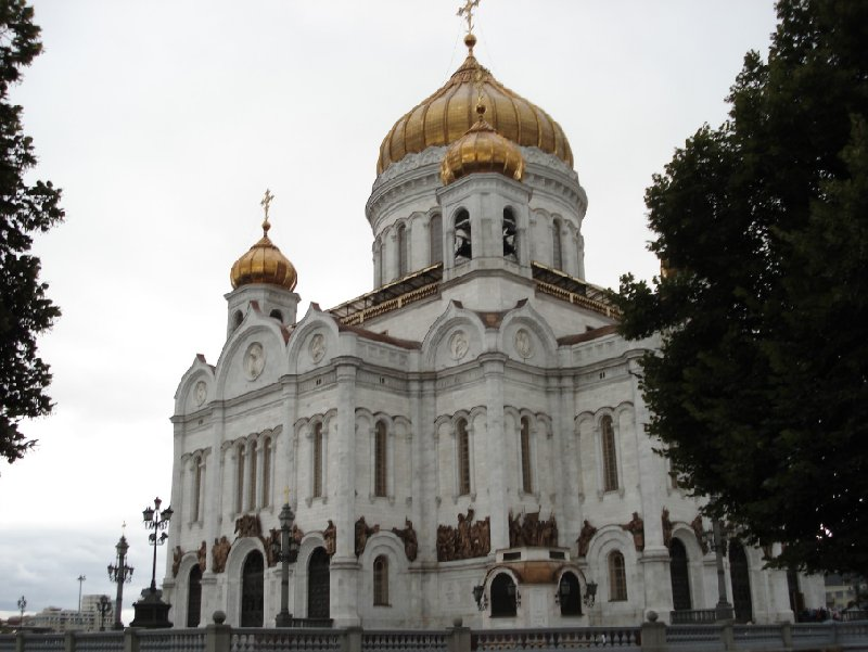 Moscow Russia Vacation Tips