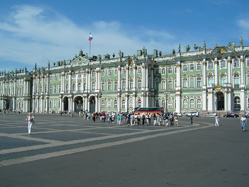 2 Day Stay in St Petersburg Russia Diary Sharing