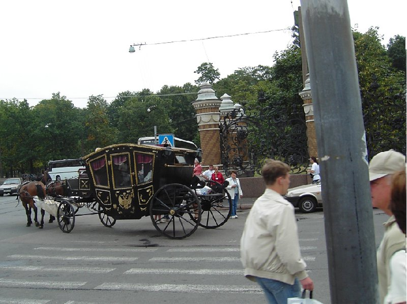 2 Day Stay in St Petersburg Russia Vacation Picture