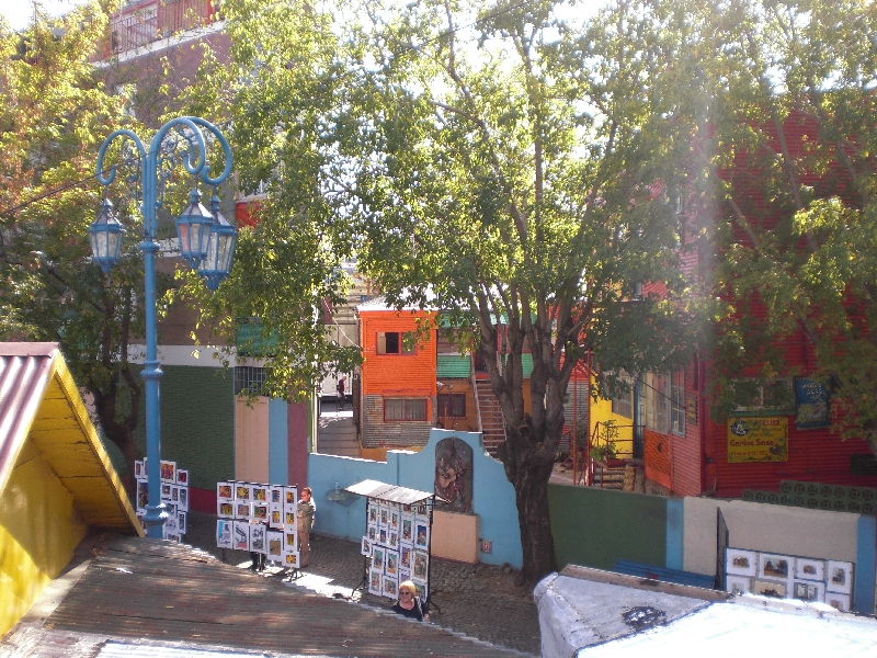Photo Sights in the La Boca District, Buenos Aires popular