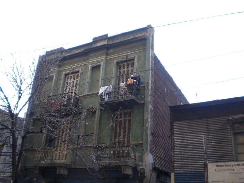 Photo Sights in the La Boca District, Buenos Aires sports