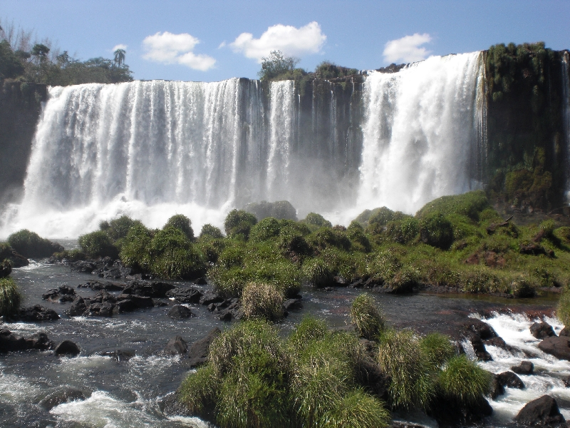 The Waterfalls at Puerto Iguazu Argentina Trip Review