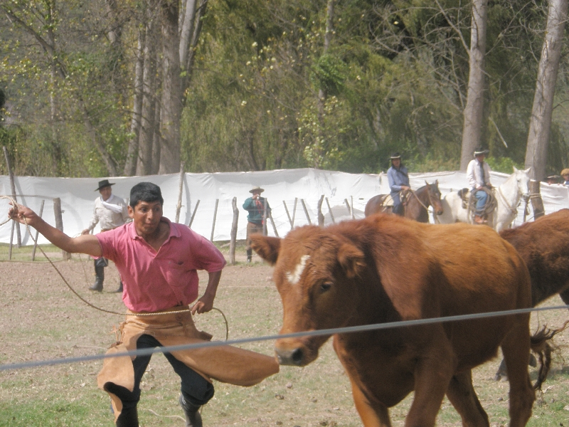 Horse Riding with Argentinian Gauchos in Salta Argentina Vacation