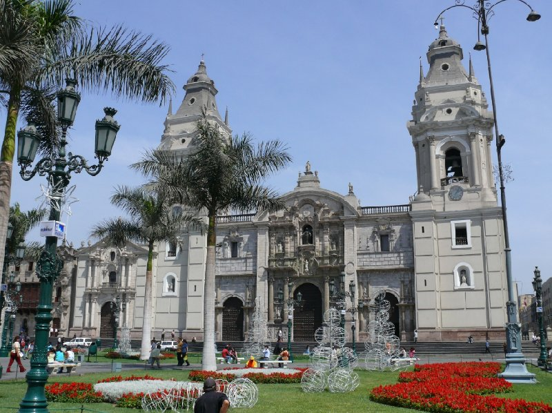Boat Tour from Lima Peru Album
