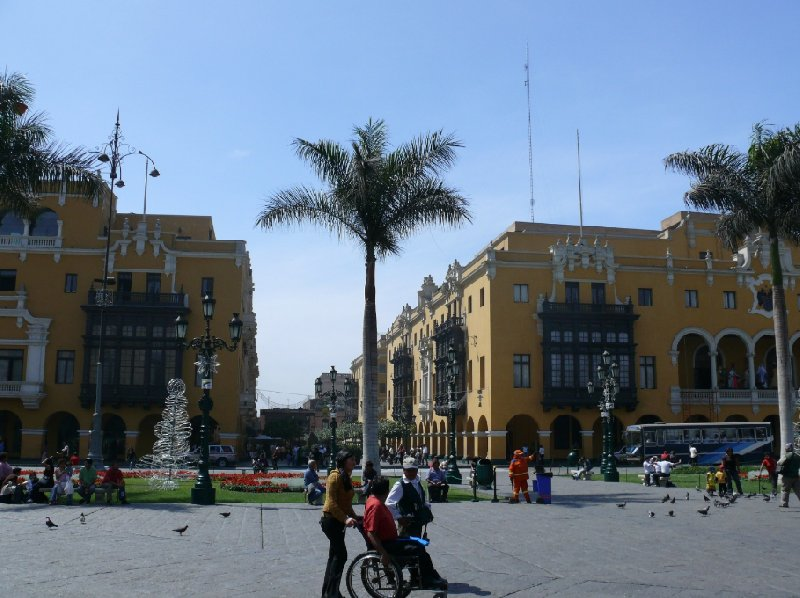 Lima Peru Holiday Sharing