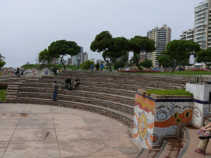 Boat Tour from Lima Peru Photo Gallery