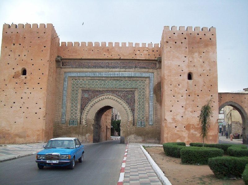 Marrakech to Fes Desert Tours Marrakesh Morocco Diary