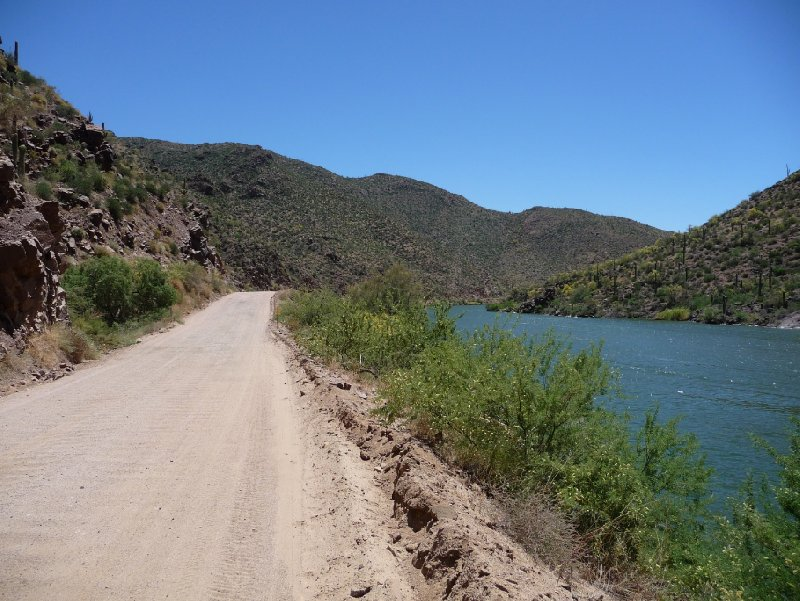 Apache Trail AZ Apache Junction United States Diary Information