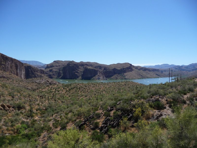 Apache Trail AZ Apache Junction United States Trip Photos
