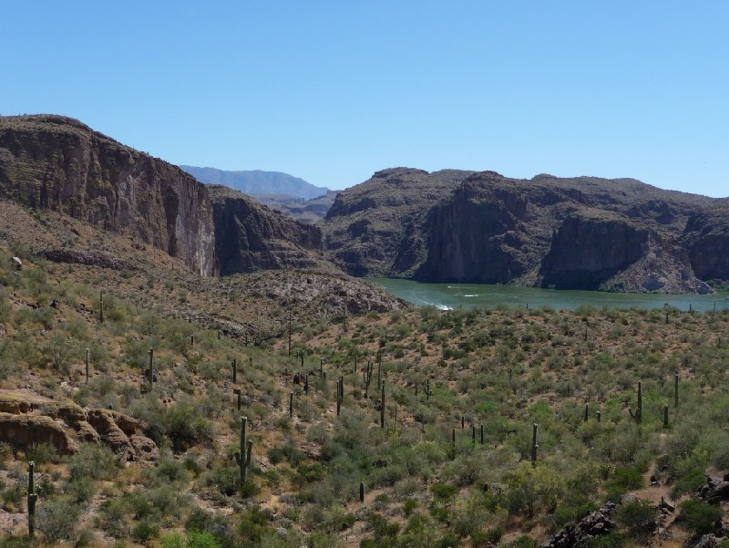 Apache Trail AZ Apache Junction United States Diary