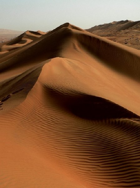 Wahiba Sands Desert Tour Oman Travel Sharing