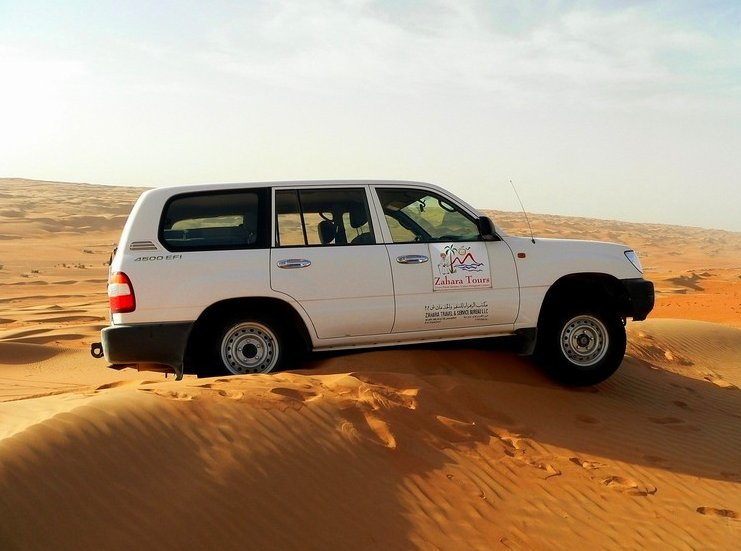Wahiba Sands Desert Tour Oman Vacation Diary