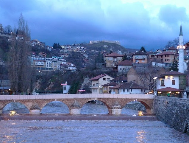 Pictures of Sarajevo Bosnia Herzegovina Vacation Experience