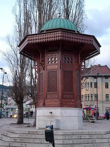 Pictures of Sarajevo Bosnia Herzegovina Travel Diary