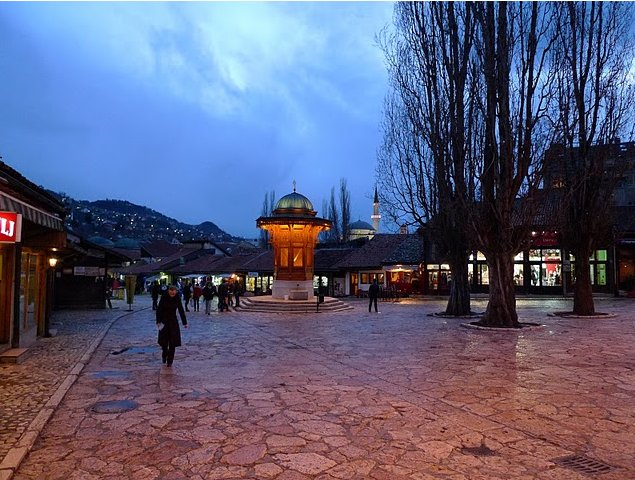 Pictures of Sarajevo Bosnia Herzegovina Travel Adventure