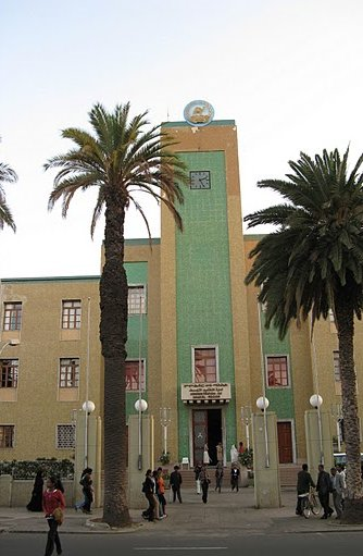 Asmara Eritrea Pictures Vacation