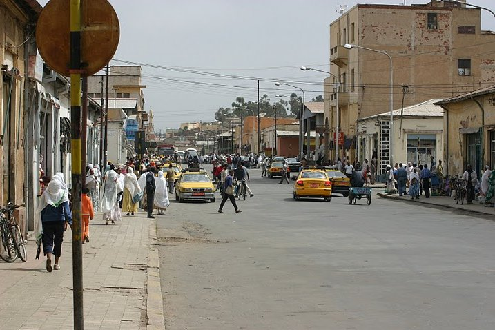 Asmara Eritrea Holiday Pictures
