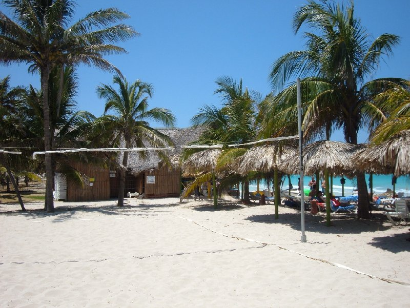 The sandy beaches of Varadero Cuba Travel Guide