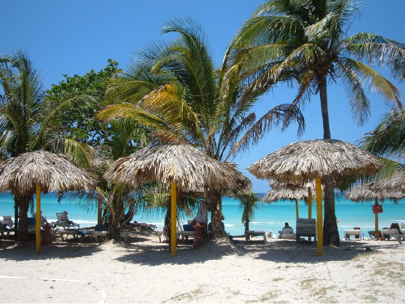 The sandy beaches of Varadero Cuba Holiday Experience
