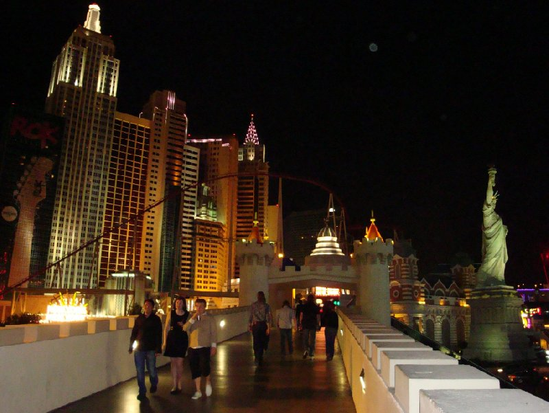 Las Vegas United States NY NY