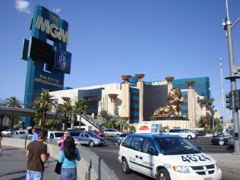 The MGM in Vegas, United States