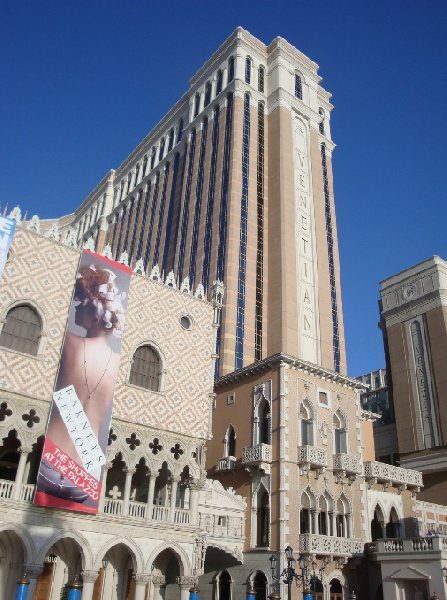 The Venetian on The Strip, Las Vegas United States
