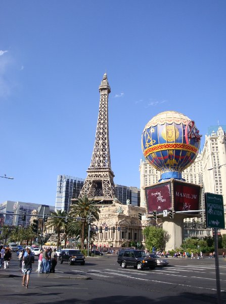Hotel Paris in Las Vegas, Las Vegas United States