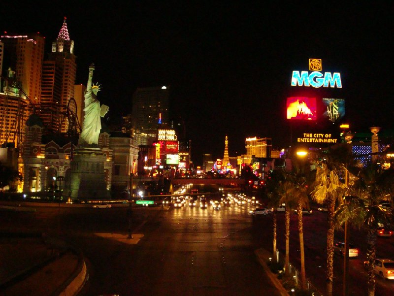 Las Vegas United States The Vegas Strip