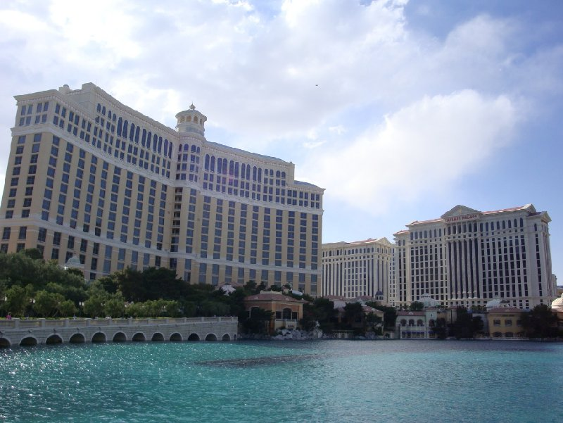 Bellagio in Las Vegas, United States