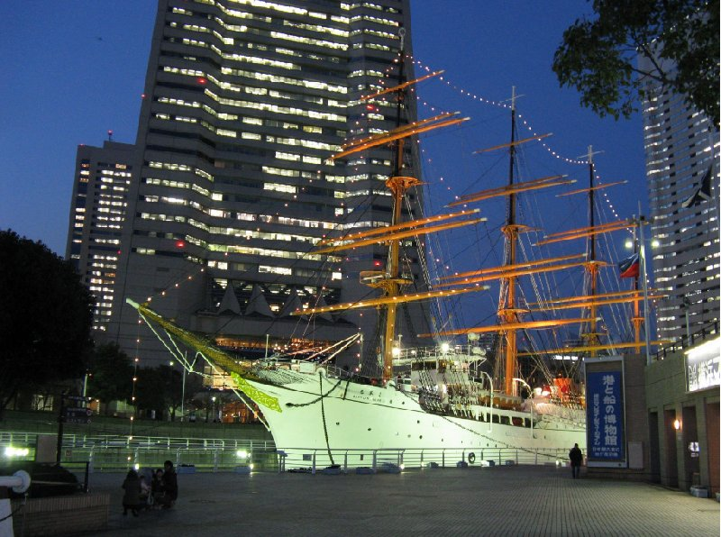 Photo Yokohama City Guide spectacular
