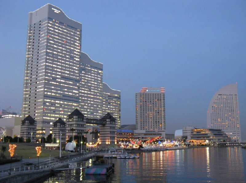 Photo Yokohama City Guide second