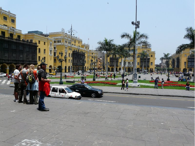 Boat Tour from Lima Peru Review Photograph