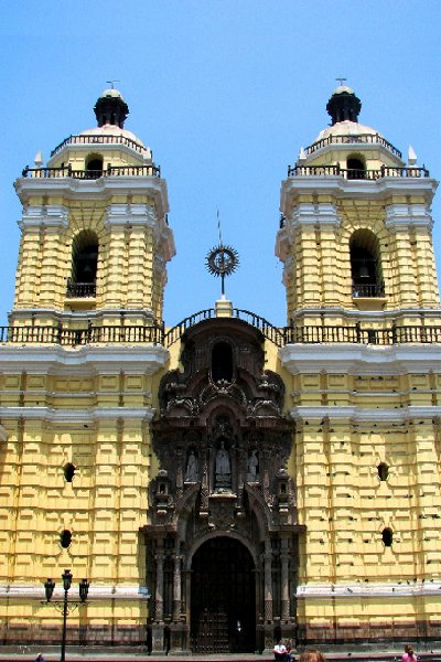 Photo Pictures of Lima Peru Arequipa