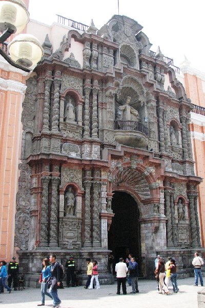 Photo Pictures of Lima Peru travel