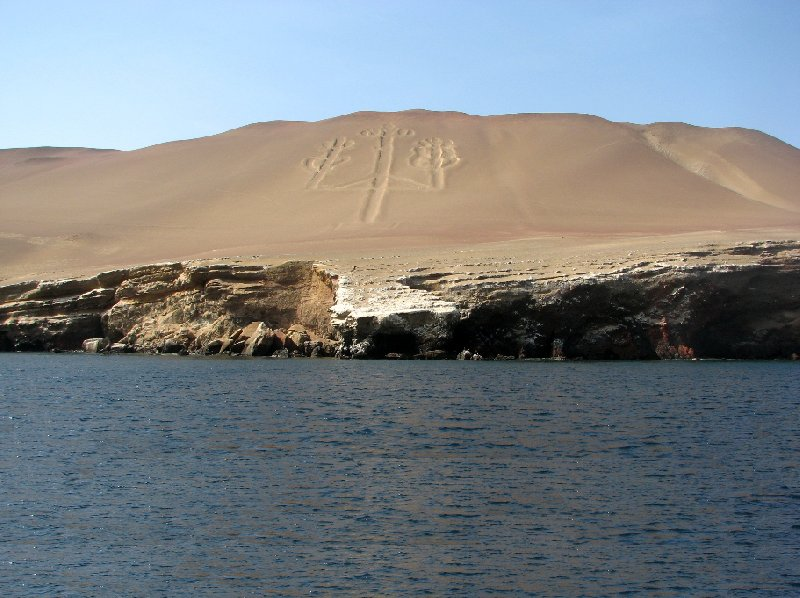 Reserva Nacional de Paracas near Pisco Peru Photographs