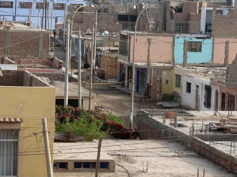 Pisco Peru Pictures