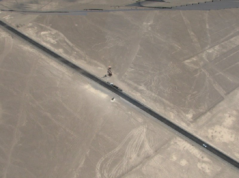 Photo Nazca Lines Peru tour and pictures travel