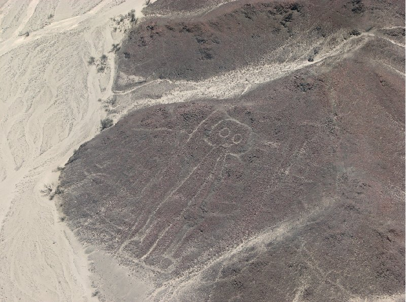 Photo Nazca Lines Peru tour and pictures planes