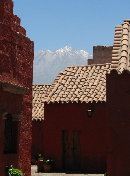 Photo Monasterio de Santa Catalina Arequipa country